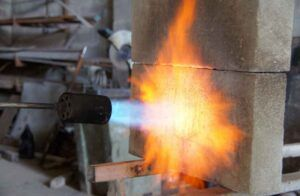 термостойкий бетон