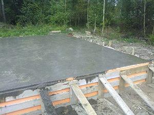 Цена кубометра бетона для фундамента в москве керамзитобетон в ульяновске цены