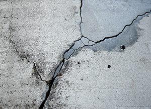 бетон для трещин