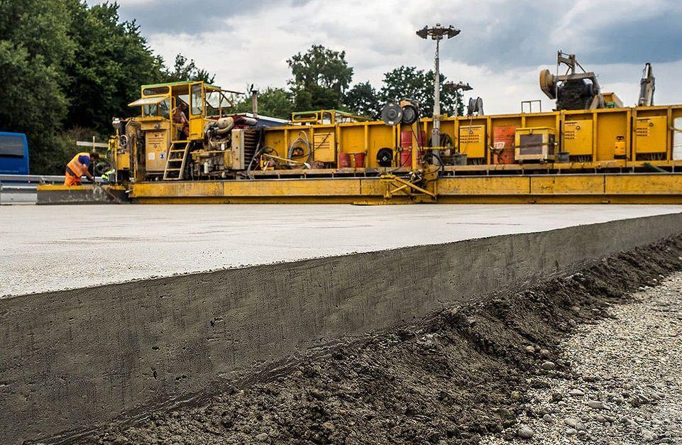 купить дорожный бетон