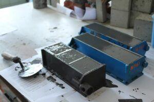 бетон лаборатория