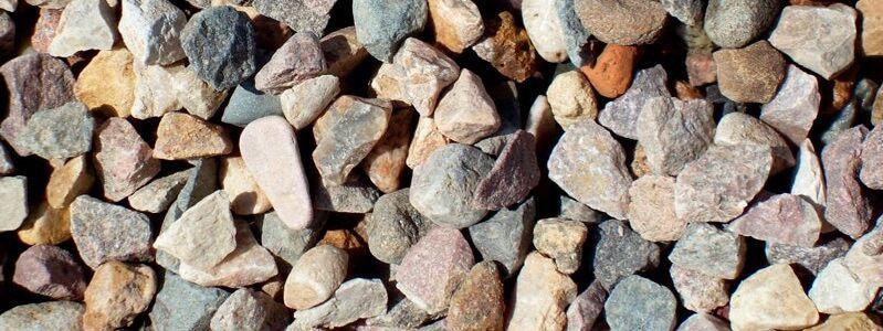 бетон природный гравий